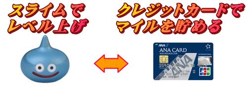 スライムクレジットカード